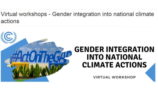 Gender Integration into National Climate Actions